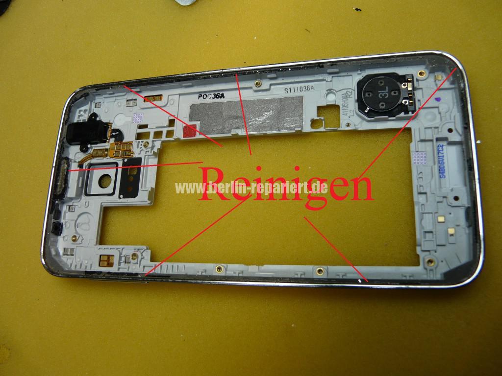 Samsung SM-G900F, Display Tauschen (19)