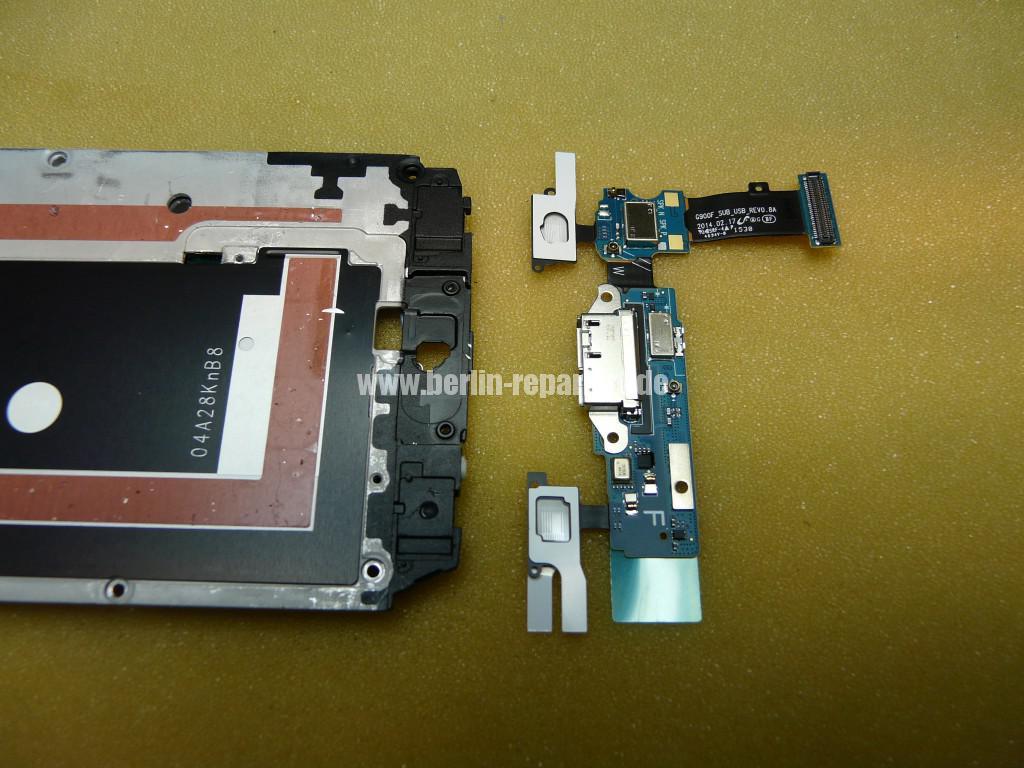 Samsung SM-G900F, Display Tauschen (20)