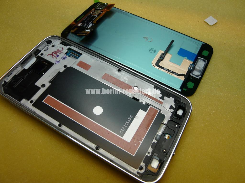 Samsung SM-G900F, Display Tauschen (21)