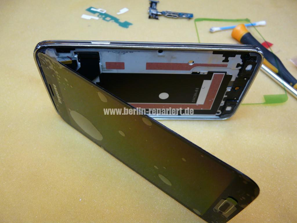 Samsung SM-G900F, Display Tauschen (22)