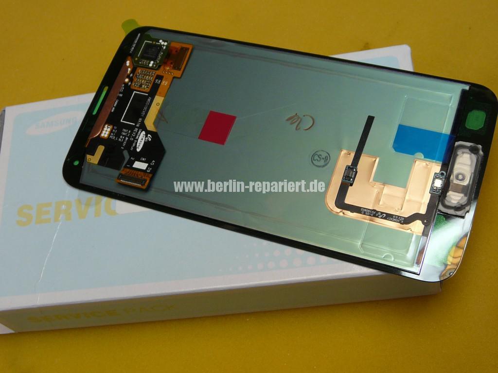 Samsung SM-G900F, Display Tauschen (4)