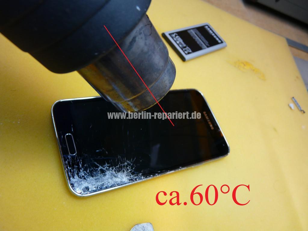 Samsung SM-G900F, Display Tauschen (5)