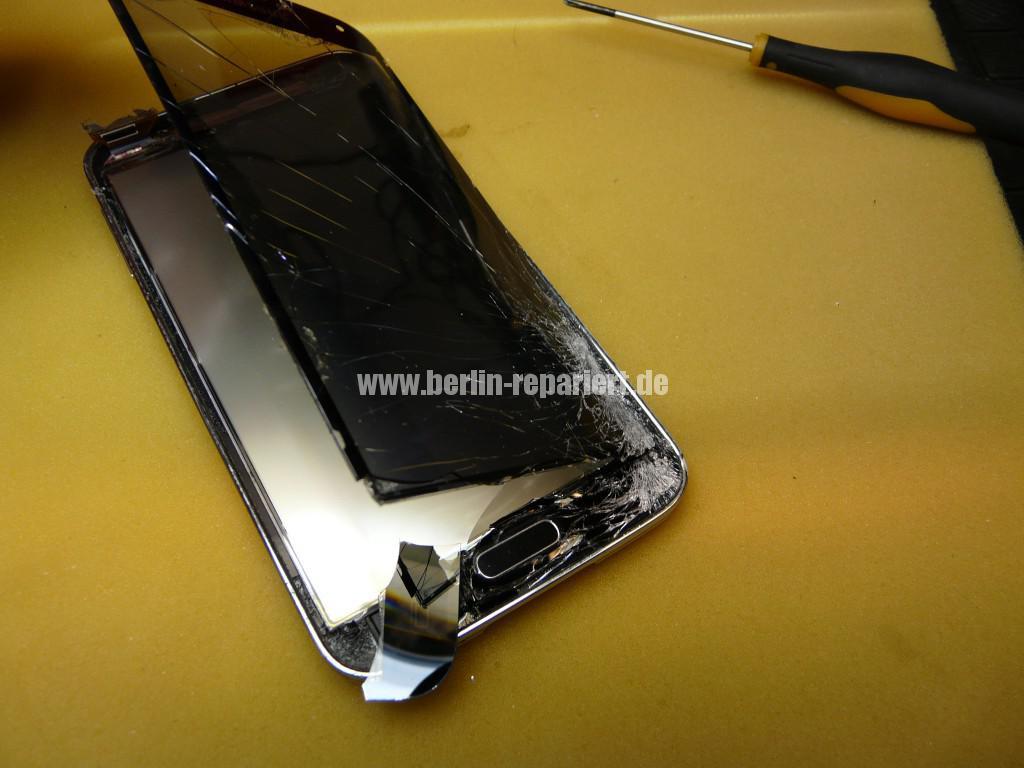 Samsung SM-G900F, Display Tauschen (7)