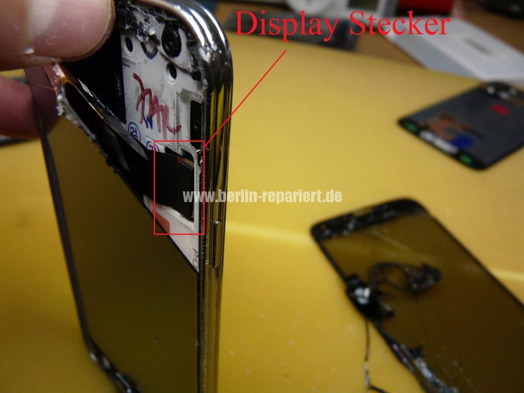 Samsung SM-G900F, Display Tauschen (8)