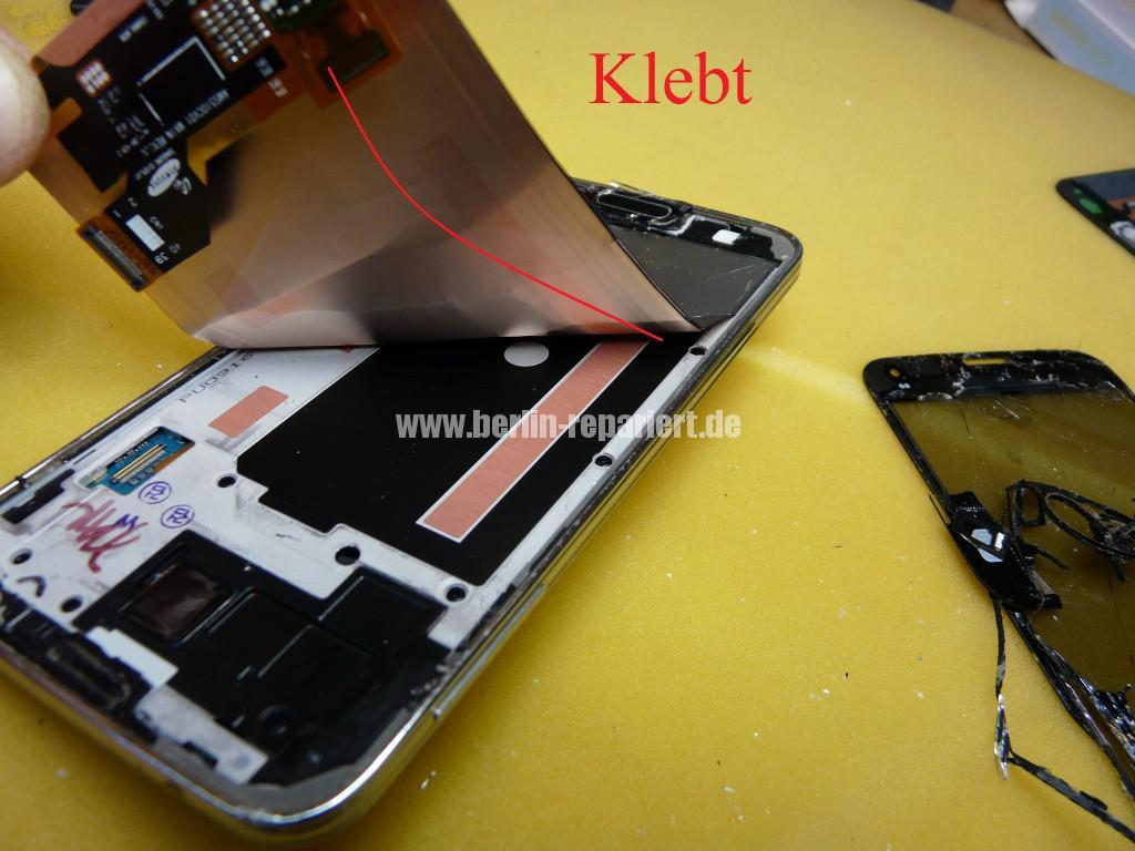 Samsung SM-G900F, Display Tauschen (9)