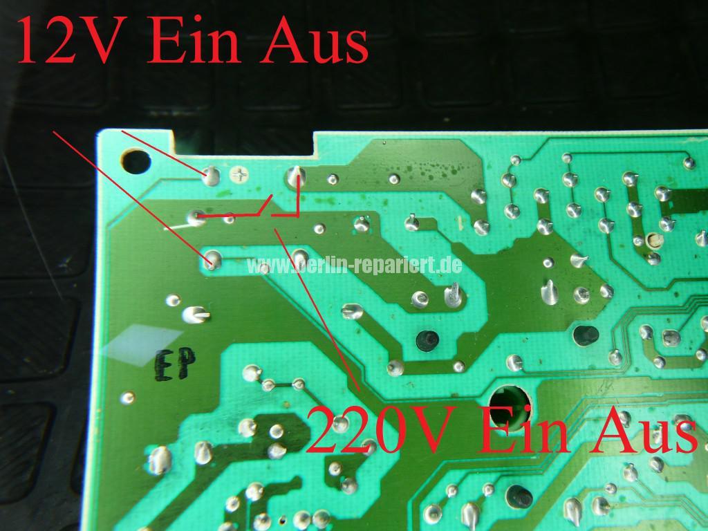 Siemens 5WK51307 12, Heizt nicht (4)