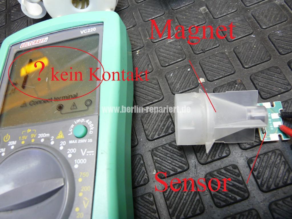 Siemens Bosch Kondenstrockner, Pumpe Defekt, P12-1-2518 (4)