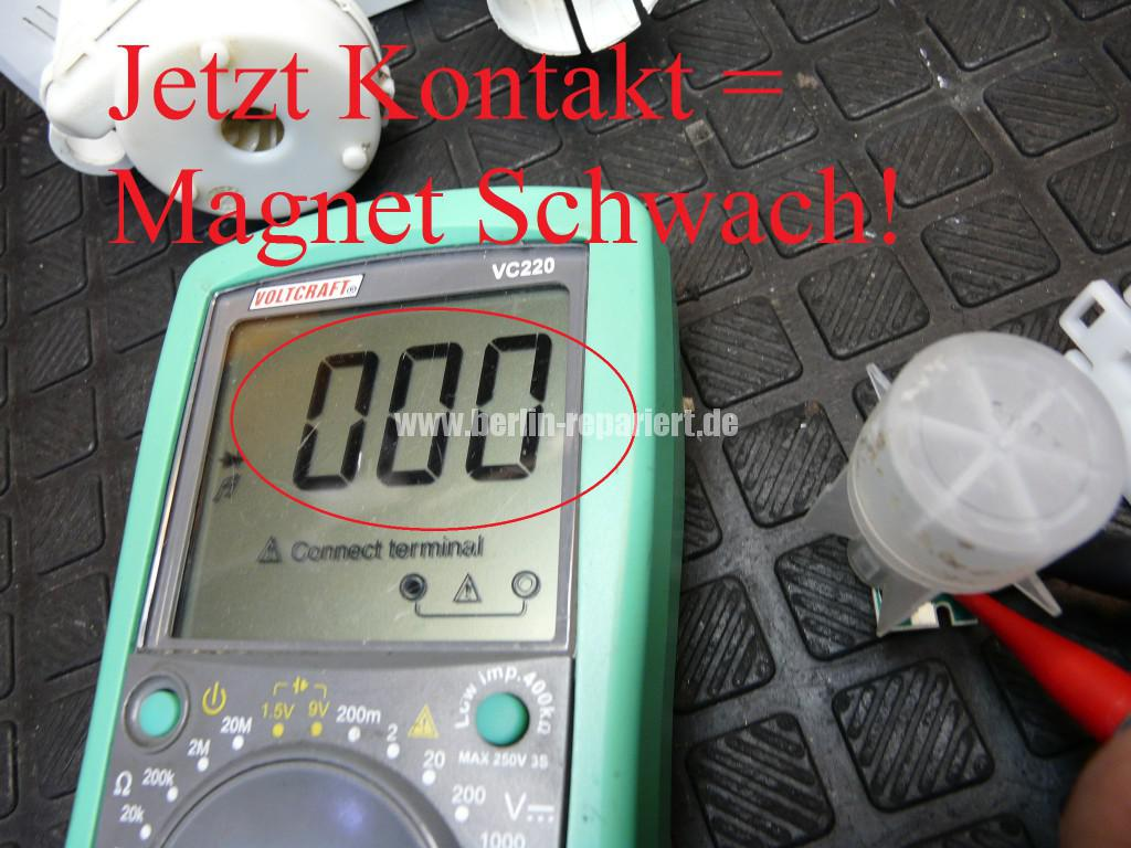 Siemens Bosch Kondenstrockner, Pumpe Defekt, P12-1-2518 (5)