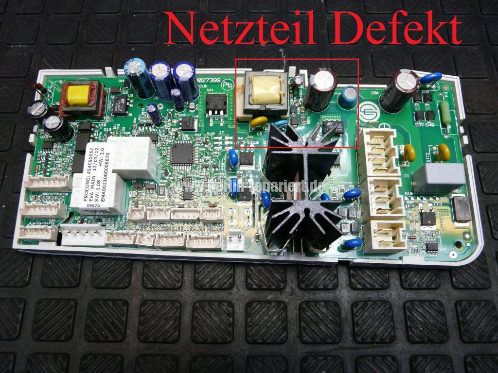 Siemens EQ TK7 Steuerungmodul Defekt (2)