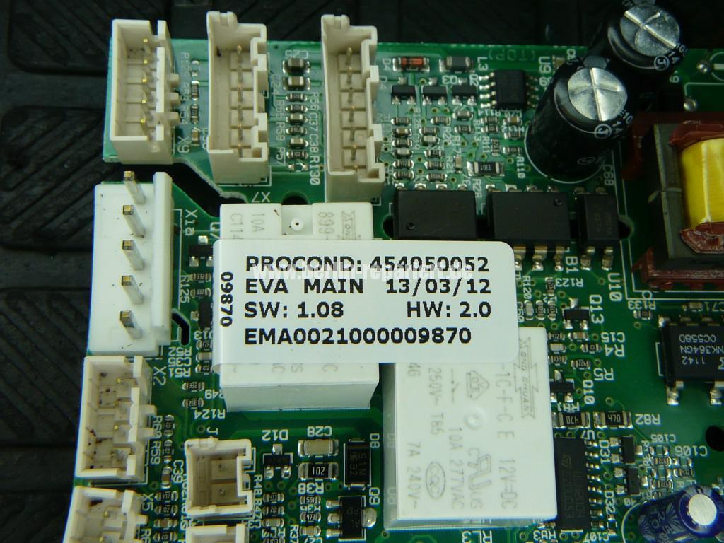 Siemens EQ TK7 Steuerungmodul Defekt (5)