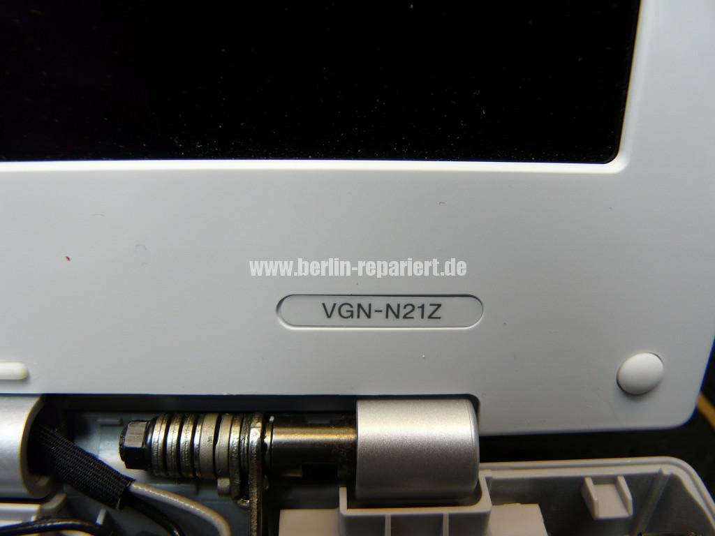 Sony Vaio VGN-N21Z, Lüfter Defekt (13)