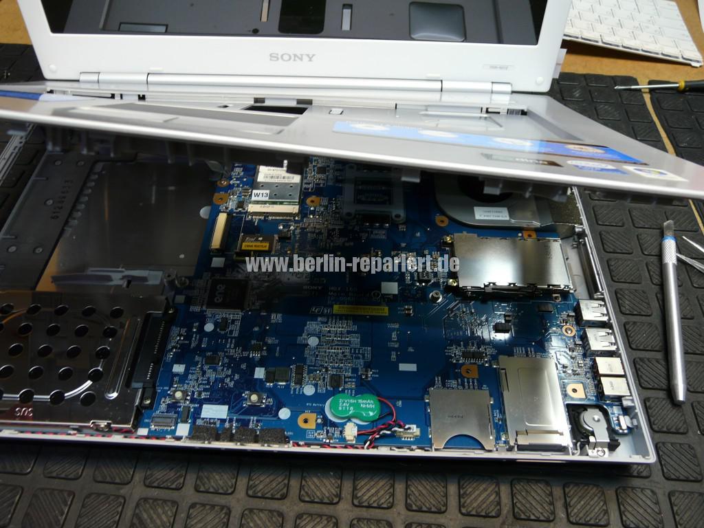 Sony Vaio VGN-N21Z, Lüfter Defekt (6)