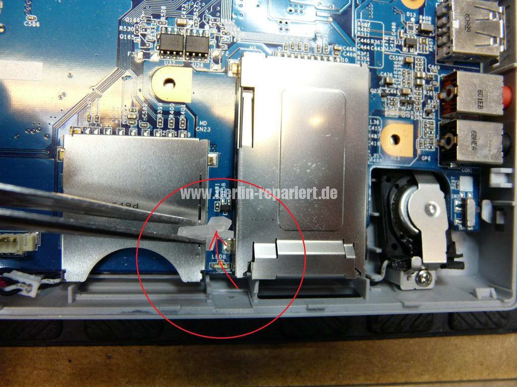 Sony Vaio VGN-N21Z, Lüfter Defekt (9)