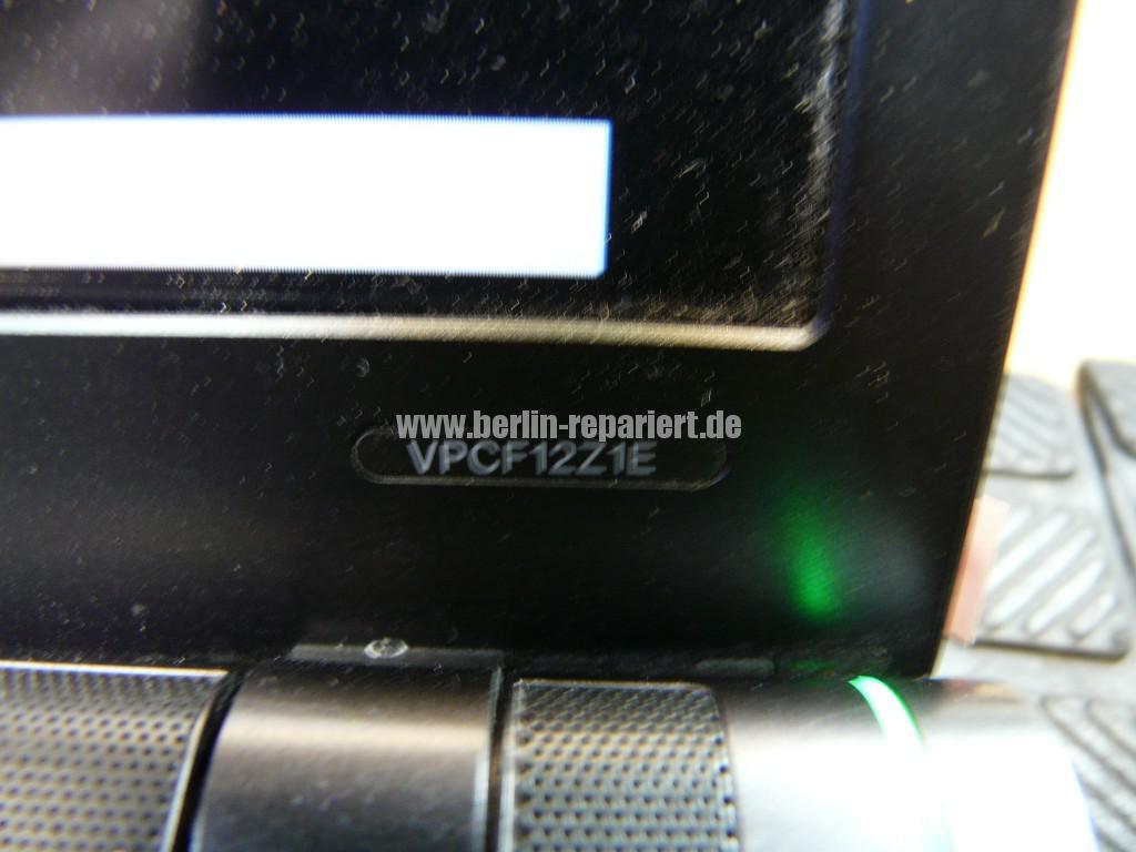 Sony Vaio VPCF12Z1E, Display Defekt (8)