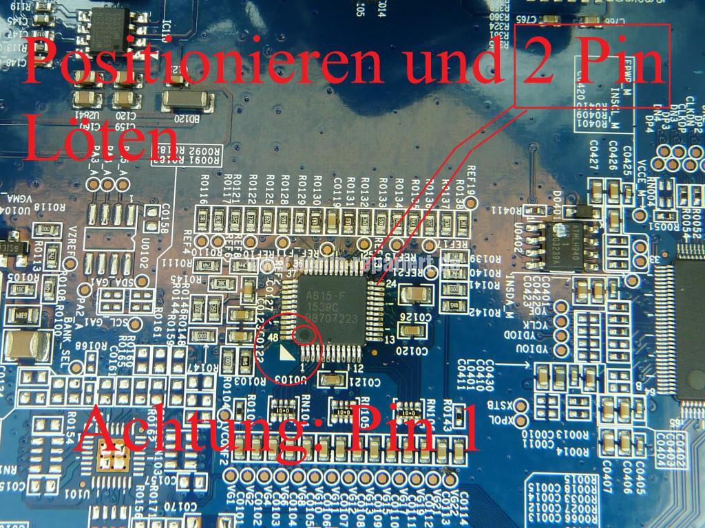 T Con Reparieren As15 F Austauschen Leons Blog Led Tv Schematic Tcon Board Or 9