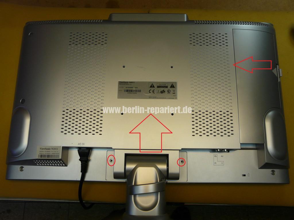 View Sonic N2011, geht schwer an (2)