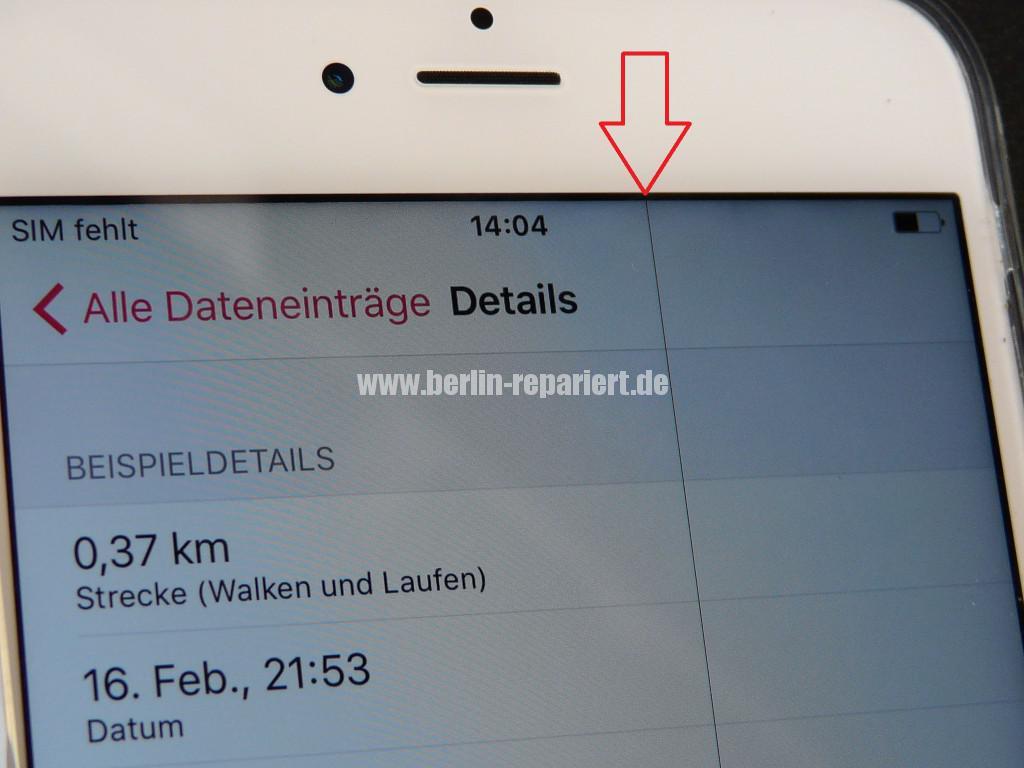iphone 6 display defekt leon s blog. Black Bedroom Furniture Sets. Home Design Ideas