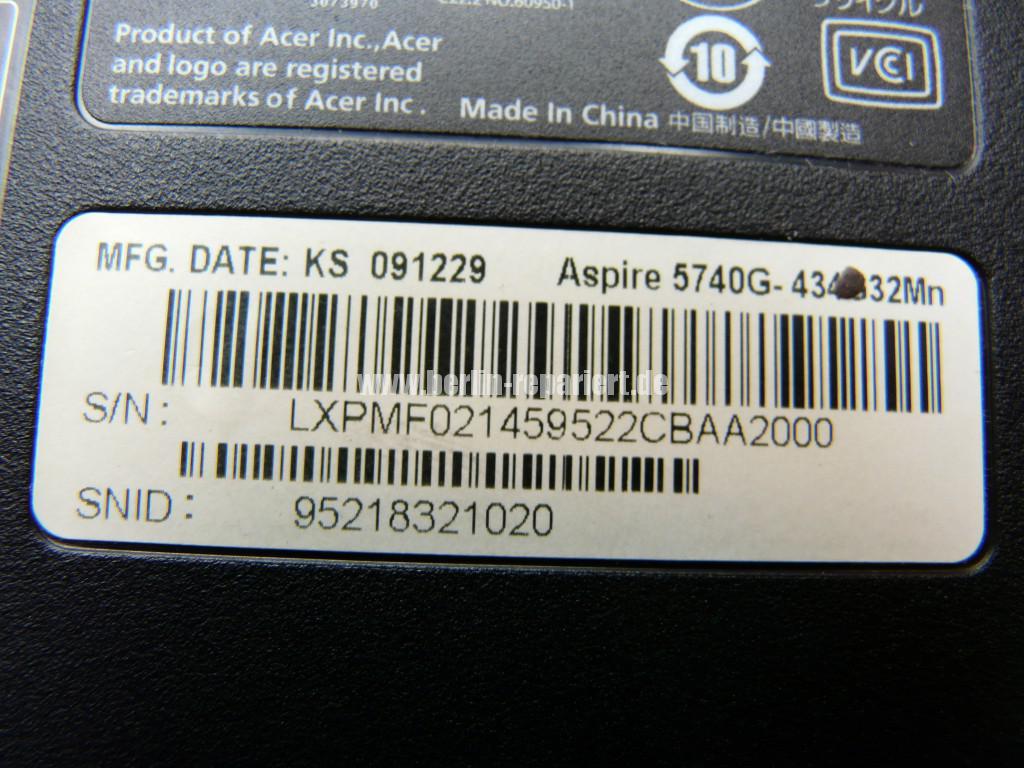 ACER Aspire 5740, keine Funktion (31)