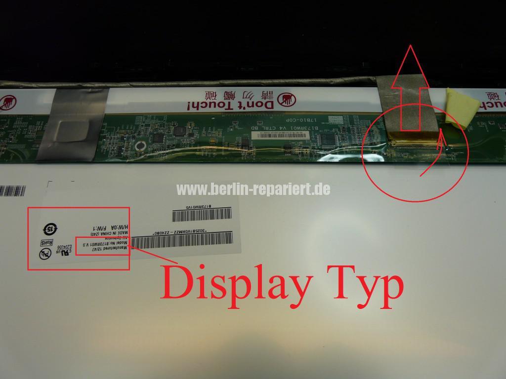 ACER Aspire E1-771, Bild ist Weiß, Display Defekt (7)