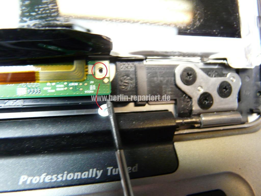 ACER Aspire S3, Display defekt, kein Bild, nur noch Weiß (8)