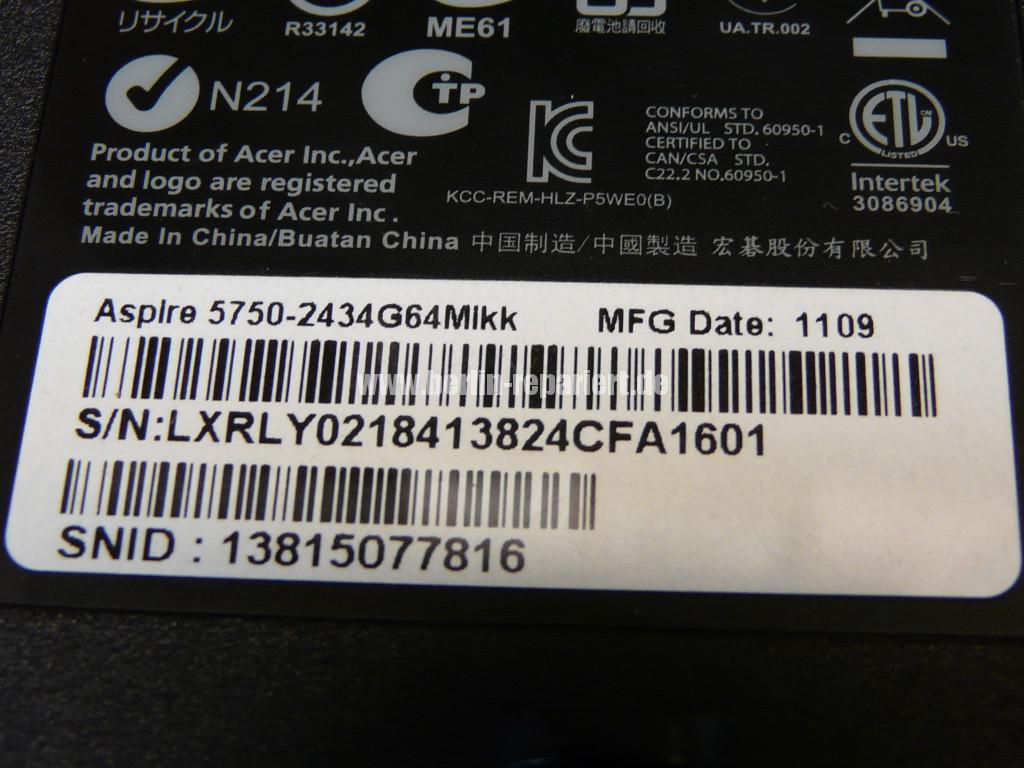 ACER mit WD Scorpio BlueWD6400BPVT Defekt, Stethoskop Test (8)