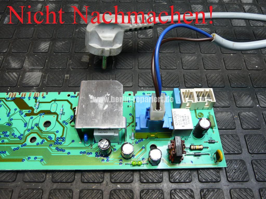 AEG Lavamat 45000, keine Funktion (3)