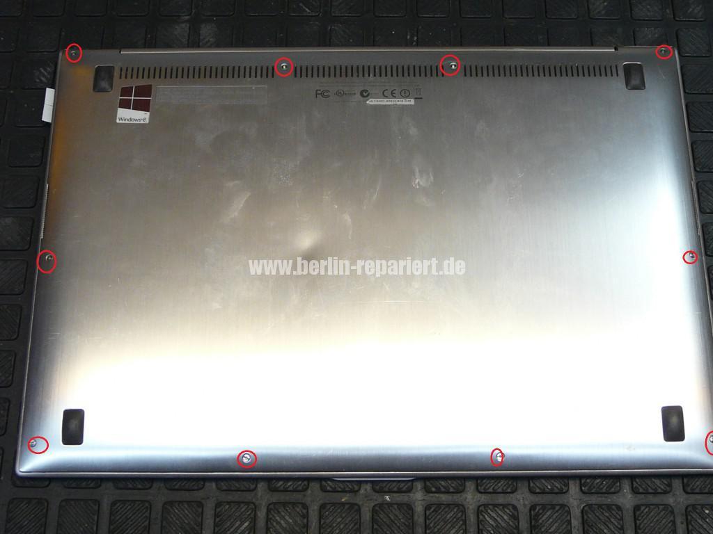 ASUS UX31, SSD Defekt (2)