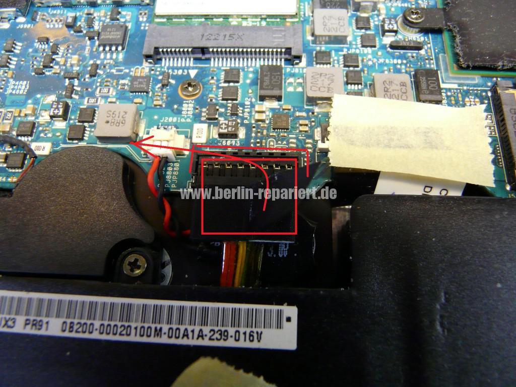 ASUS UX31, SSD Defekt (4)