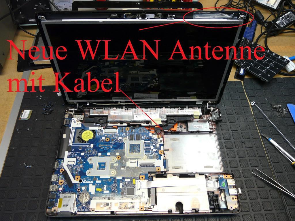 Acer Qualität, Acer E1 Scharniere Defekt, Reparieren (17)