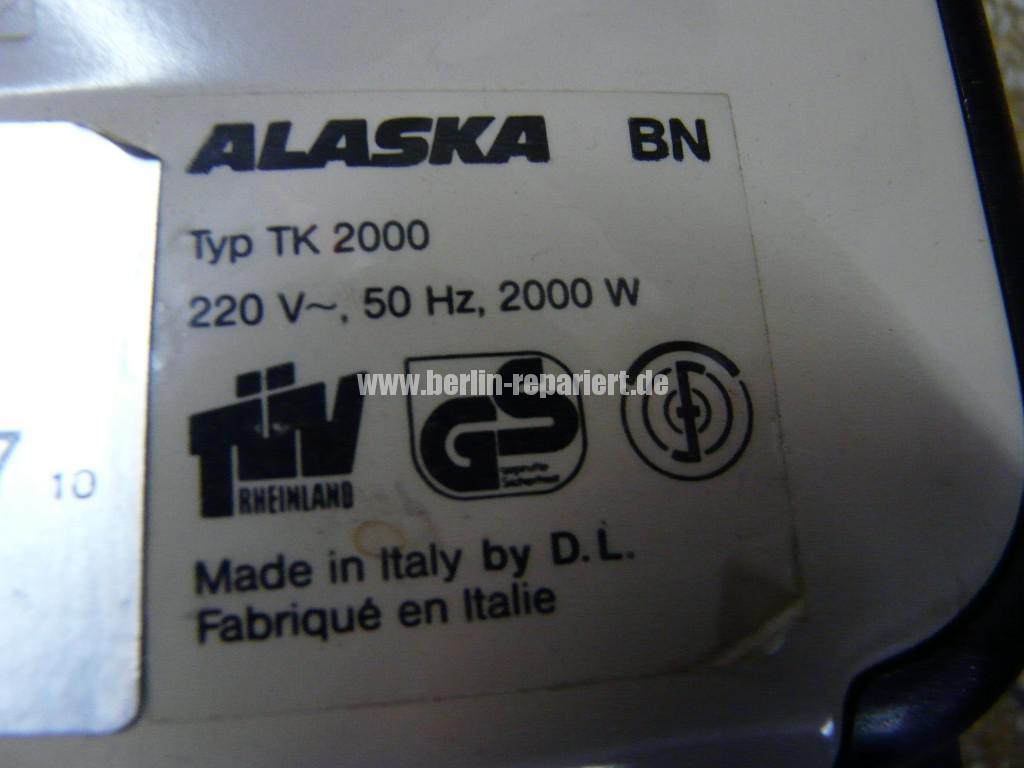 Alaska 2000, geht in Flammen, Brennt Lebensgefährlich (6)