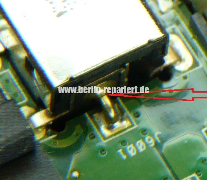 Asus P53E, keine Funktion, Netzbuchse Defekt (311)