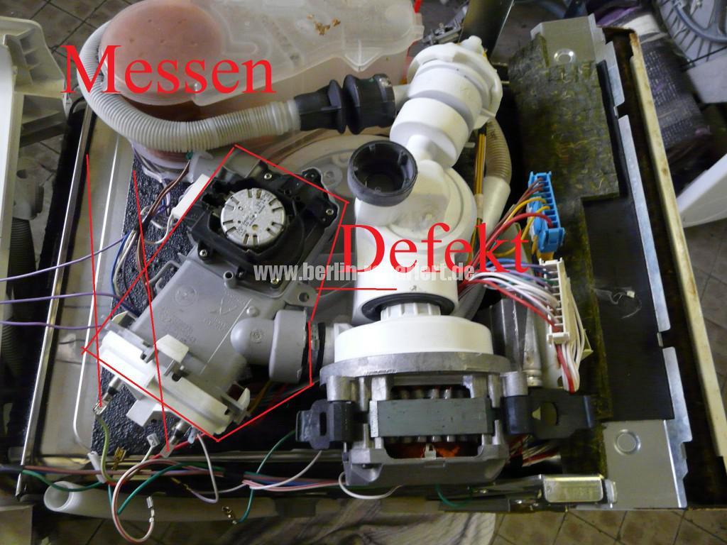 Bosch Siemens Geschirrspüler, Heizung Defekt (1)