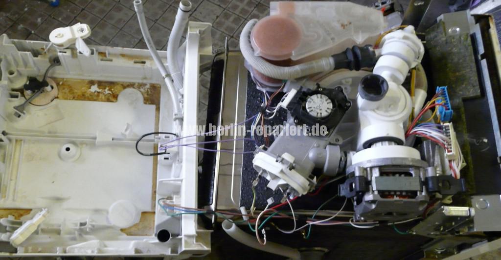 Bosch Siemens Geschirrspüler, Heizung Defekt (2)