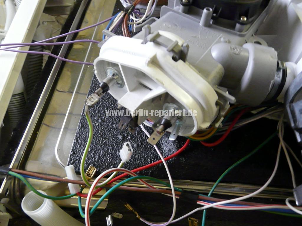 Bosch Siemens Geschirrspüler, Heizung Defekt (3)