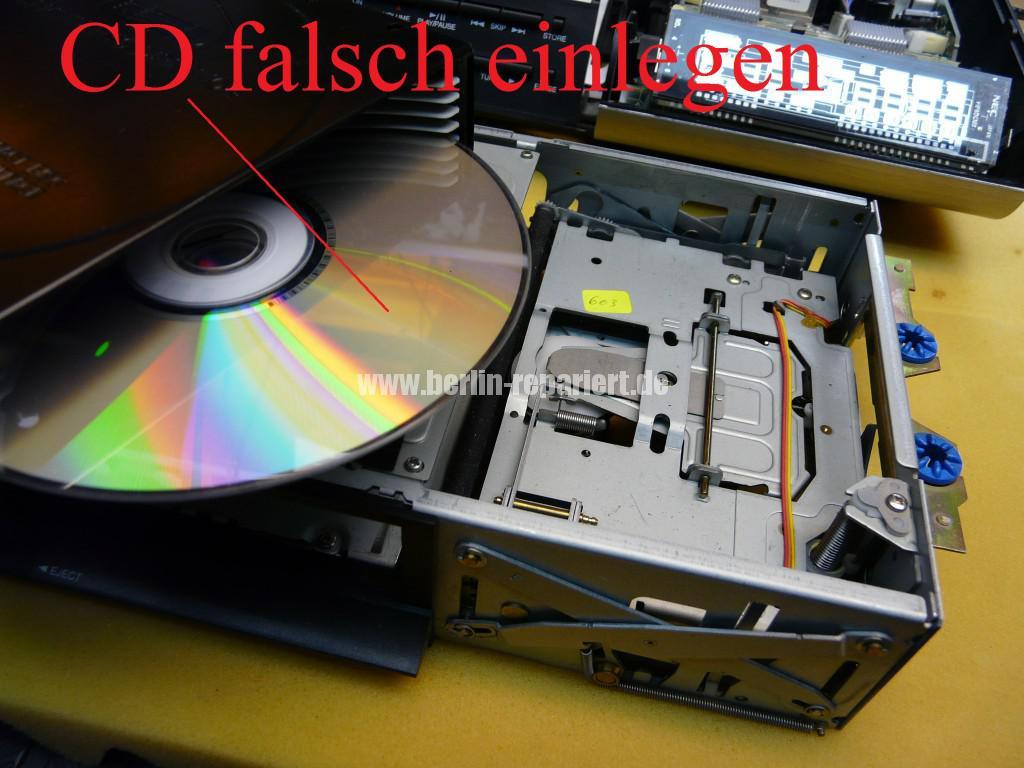 Bose Lifestyle CDM 20B, Liest kein CD (14)