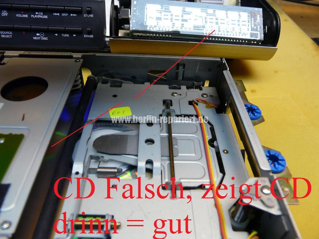 Bose Lifestyle CDM 20B, Liest kein CD (15)