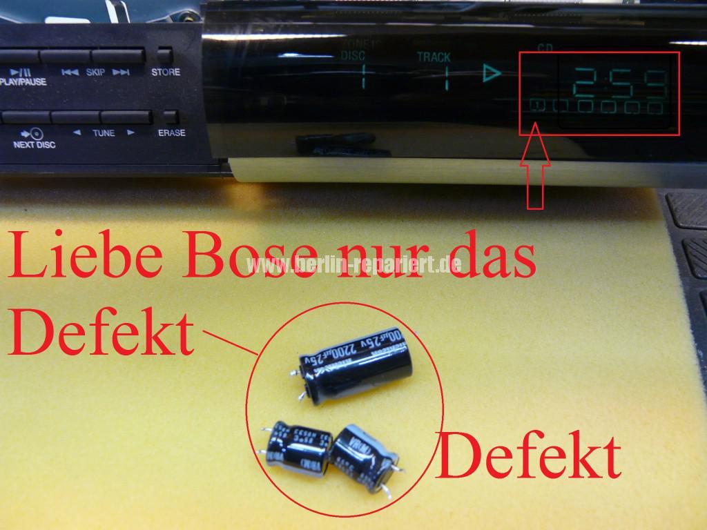 Bose Lifestyle CDM 20B, Liest kein CD (29)