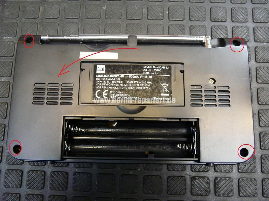 Dual Dab+ Radio, Netzbuchse Defekt (2)