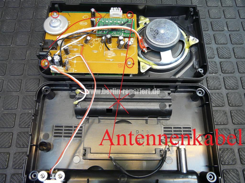 Dual Dab+ Radio, Netzbuchse Defekt (3)