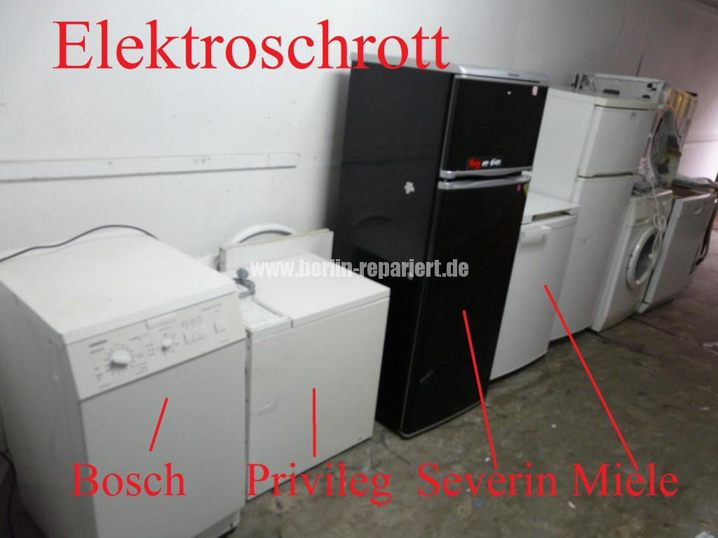 Elektroschrott Bosch Privileg Severin Miele Whirlpool Siemens (1)