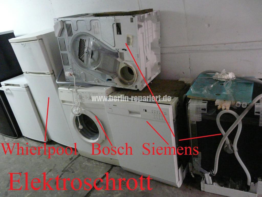 Elektroschrott Bosch Privileg Severin Miele Whirlpool Siemens (2)