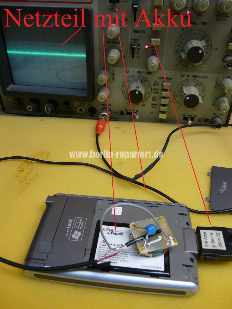 Fujitsu Siemens Pocket Loox , keine Funktion (12)