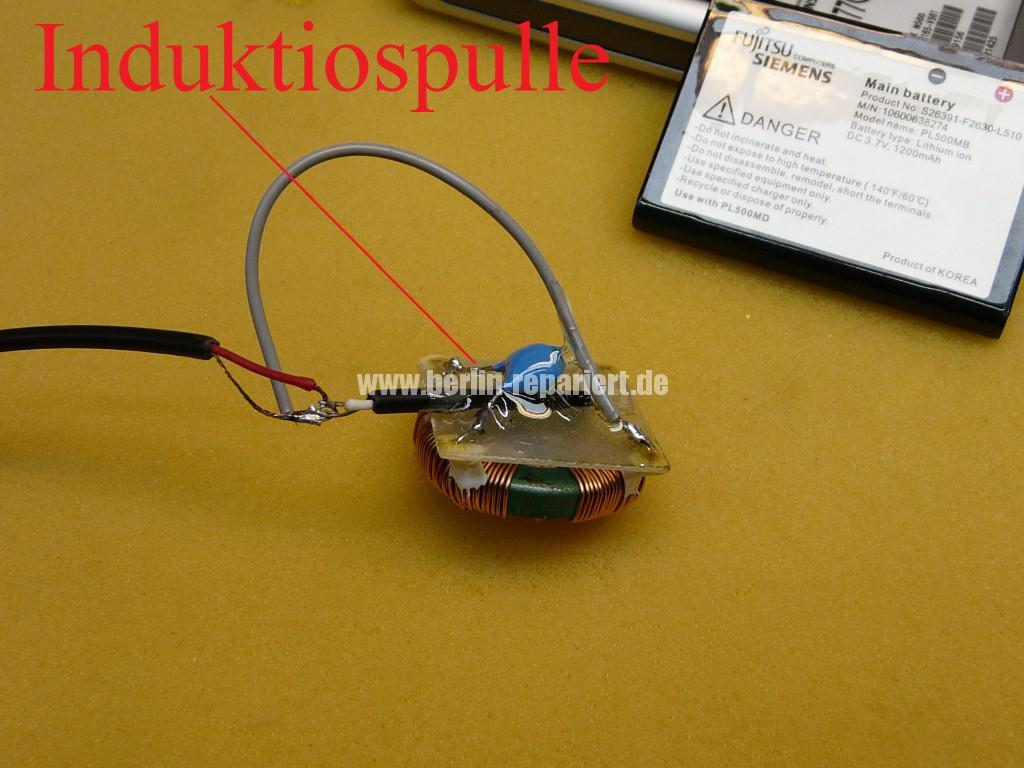 Fujitsu Siemens Pocket Loox , keine Funktion (4)