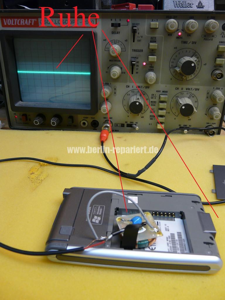 Fujitsu Siemens Pocket Loox , keine Funktion (8)