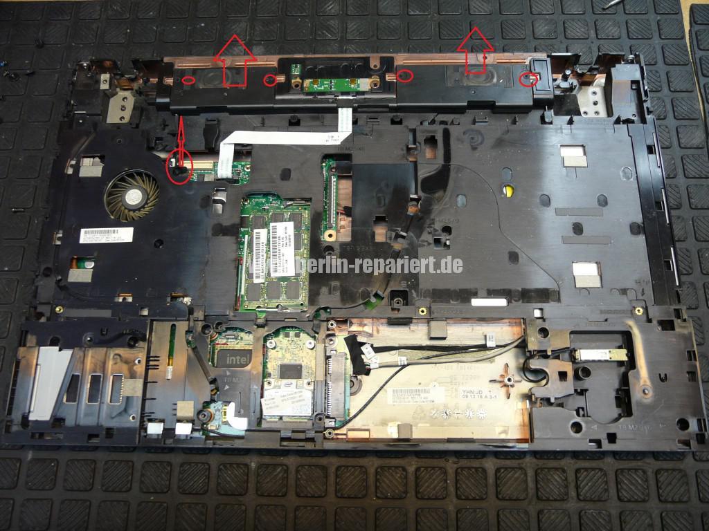 HP ProBook 4710, Netzbuchse Defekt (10)