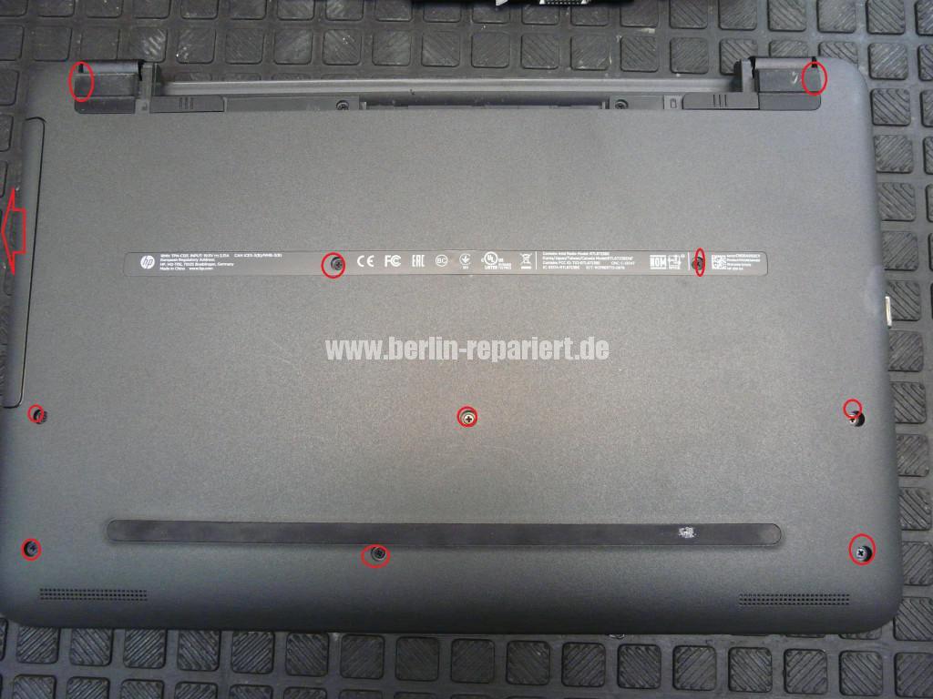 HP Qualität, HP 250, bedient sich von selbst (2)