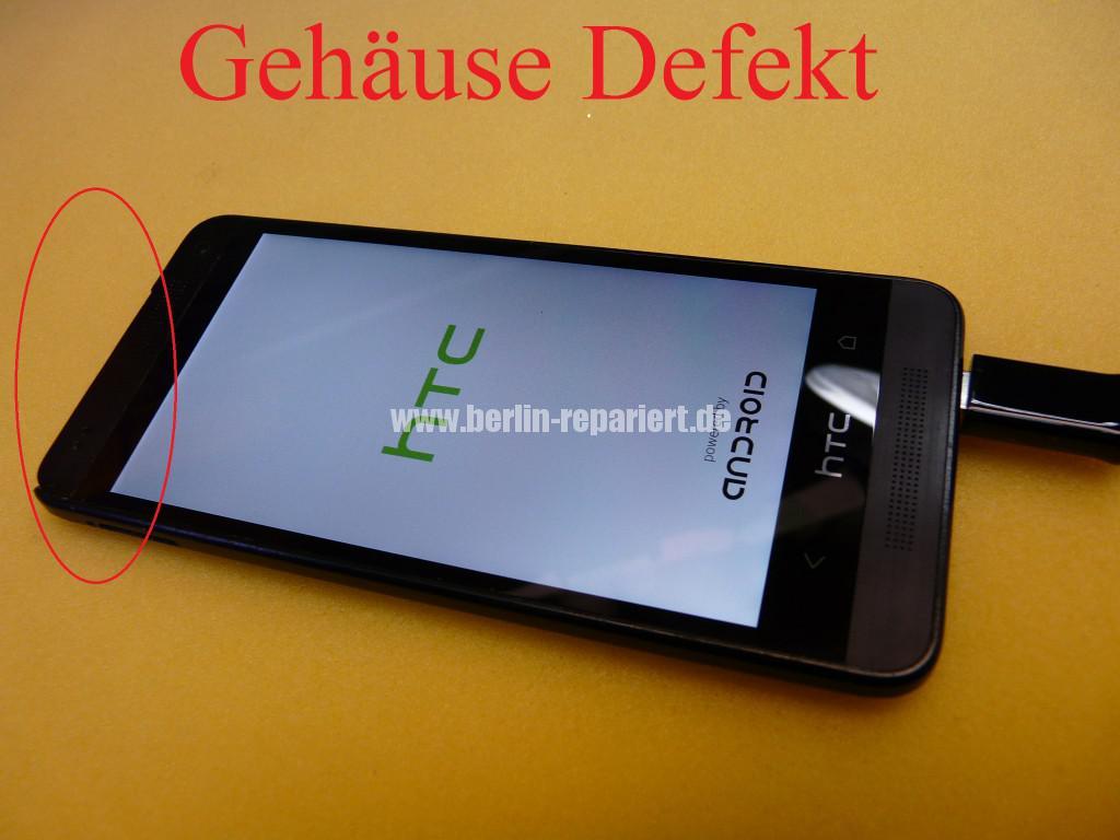 HTC PO585800 Zerlegen, Akku Deckel Cover tauschen (2)