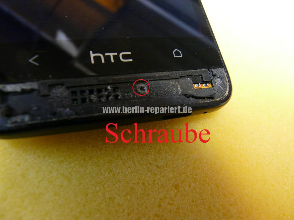 HTC PO585800 Zerlegen, Akku Deckel Cover tauschen (5)