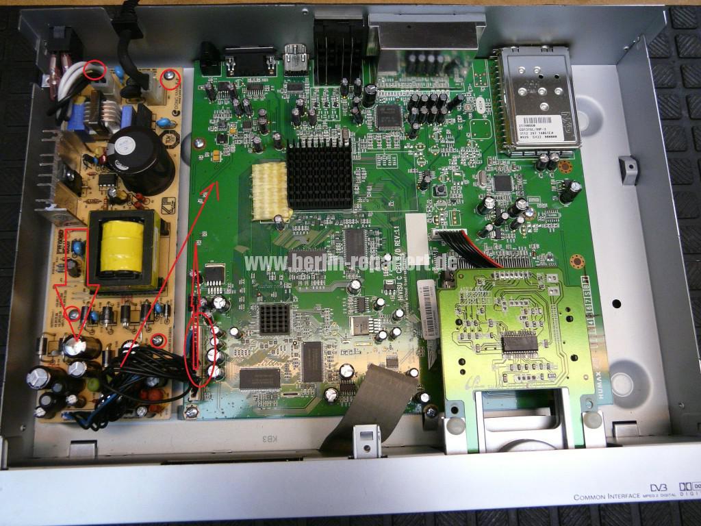 Humax PR-HD1000CSkyDE, keine Funktion (2)