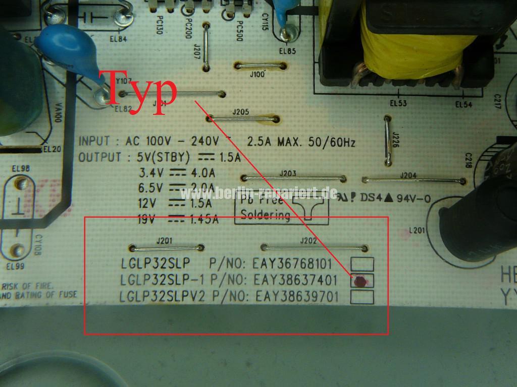 LG 32LB75, kein Bild (5)